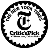 New York Times Critic's Pick