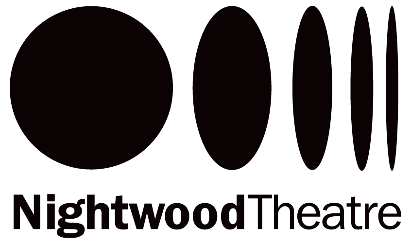 Nightwood Theatre logo.