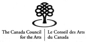 Canada Council for the Arts logo.