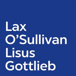 Lax O'Sullivan Lisus Gottlieb logo.
