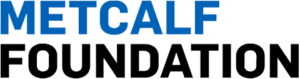 Metcalf Foundation logo.