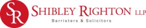 Shibley Righton LLP logo.
