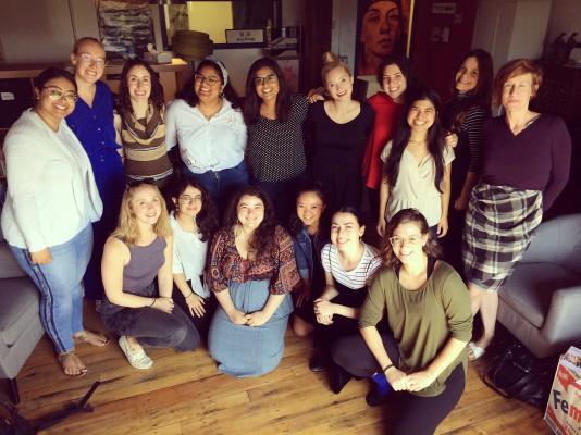 Young Innovators Program 2019 Group Photo
