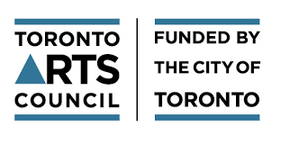 Toronto Arts Council logo.