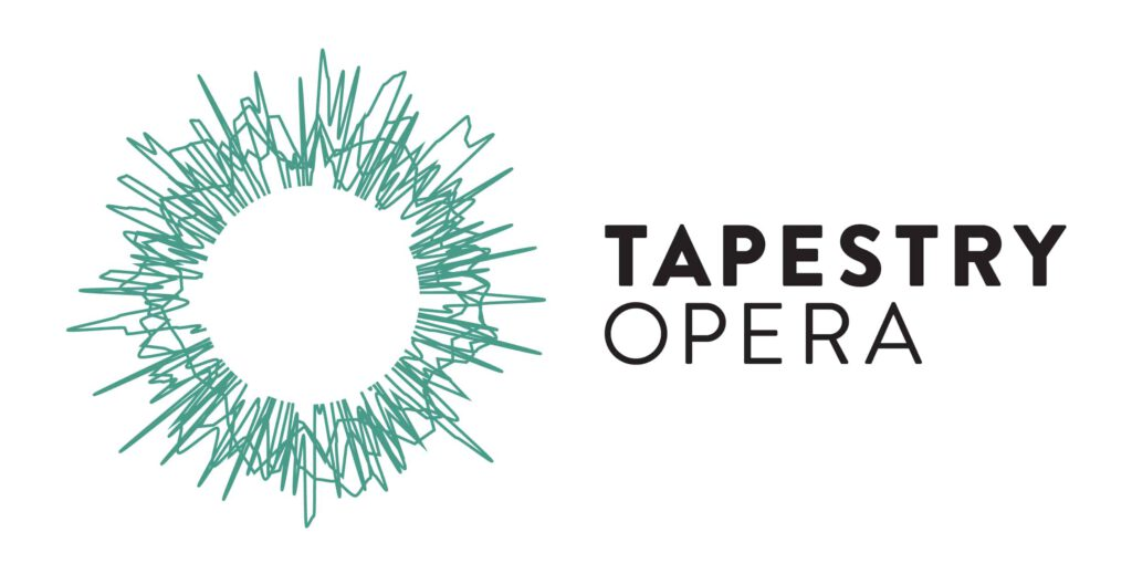 Tapestry Opera Logo