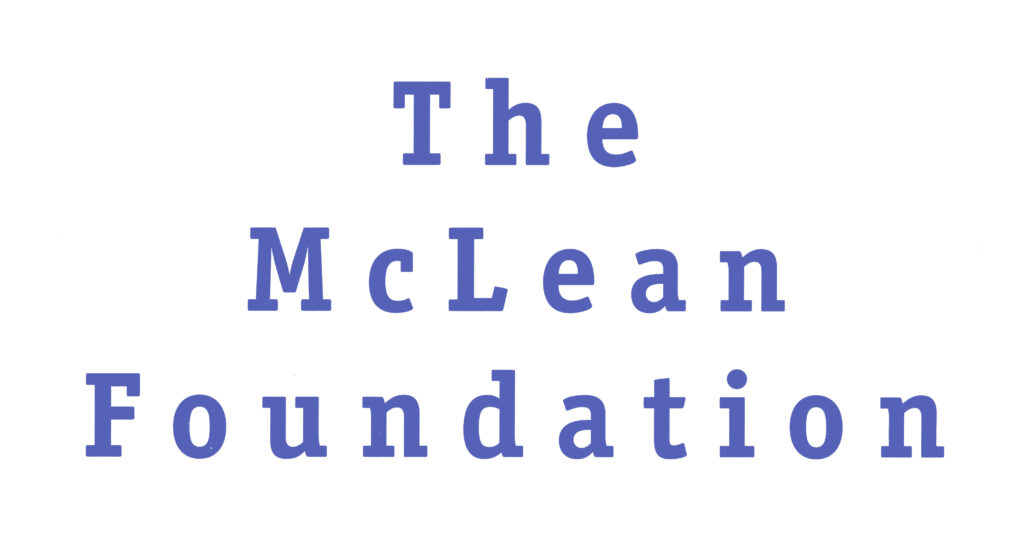 The McLean Foundation logo.