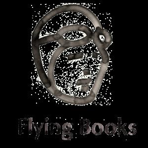 Flying books.