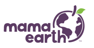 mama earth organics.