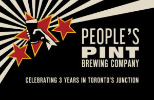people's pint brewing company.